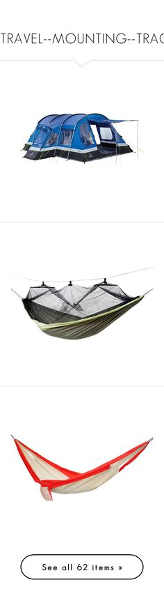 """CAMP--TRAVEL--MOUNTING--TRACKING"" by lorika-borika on Polyvore featuring home, outdoors, patio furniture, hammocks & swings, byer of maine hammock, byer of maine, red, red hammock, lightweight hammock и intimates"