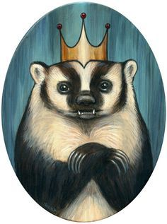 badger drawing - Google Search