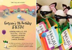 "skippyjon jones birthday party | Fabulous ""Skippyjon Jones"" Birthday Party Fiesta // Hostess with the ..."