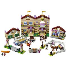 "LEGO Friends Summer Riding Camp (3185) - LEGO - Toys ""R"" Us"
