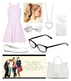 """""""Good Girl - 5 Seconds of Summer"""" by weberjulia ❤ liked on Polyvore featuring Elizabeth and James, Hershesons, ALDO, Vince Camuto, Corinne McCormack and Monika Strigel"""