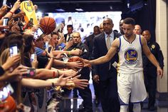 Stephen Curry is a cold-blooded assassin on the court, but it was hishuge heart that stood out Thursday night after scoring 51 points to help the Golden State Warriors takedown the Orlando Magic. A young Warriors fan was in attendance, and he claimed