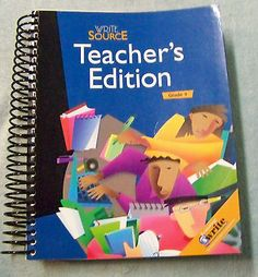 Write Source Teacher's Edition Grade 9