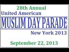 Muslim Day Parade NYC 2013  //
