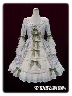 Baby, the Stars Shine Bright / Soiree of the Beginning of My Memories OP (one of my dream dresses)
