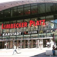 #LimbeckerPlatz #Shopping #Essen #EssenCity