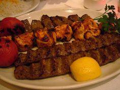 Iranian Kabobs