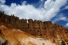 Wall of windows at Bryce Canyon. Photo by motorcyclenana. For more photos, visit wunderground.com
