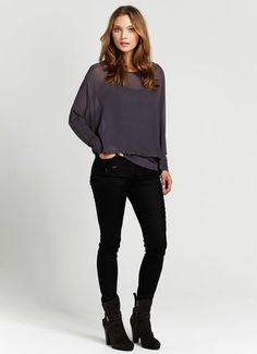 Welcome to Mint Velvet Blue Drapes, Style Me, Fashion Shoes, Black Jeans, Layers, Normcore, Mint, Glamour, Tops