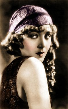 """Vilma Banky , silent movie star married to actor Rod La Roque, known as """"The Hungarian Rhapsody"""", (Son of the Sheik, Dark Angel, The Eagle} 1898-1991"""