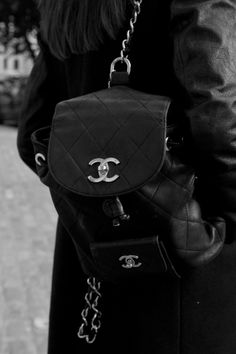 Chanel backpack. I have this bag for sale if you are interested.