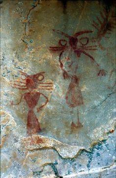 La precària conservació de diverses pintures Patrimoni Mundial de la Humanitat amb més de 6.000 anys d'antiguitat, principal amenaça de l'art rupestre andalús.