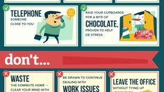 If you're on a budget and you're looking for some great ways to relax and unwind beyond just going for a walk or taking a nap, this graphic has about fifty of them, all of which may take a little time, but never any money. Best of all, it's organized chronologically, so you can try them at different parts of the day.