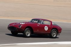 1953 Ferrari 250 MM Pinin Farina Berlinetta (s/n 0354MM - 2009 Monterey Historic Automobile Races)