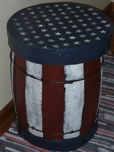 Flag Barrel