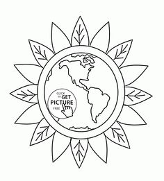 keep the earth green earth day coloring page for kids coloring pages printables free