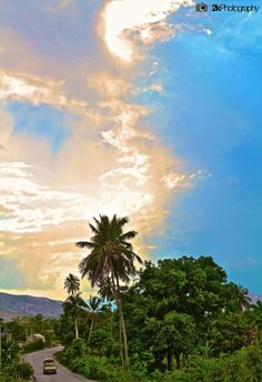 Platon-du-Fossé, Haiti. Had the opportunity to go a few times with my mom (where she's from). Wonderful.