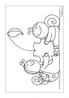 Colouring Pages, Coloring Books, Preschool Activities, Kids Learning, Mandala, Snoopy, Clip Art, Printables, Make It Yourself