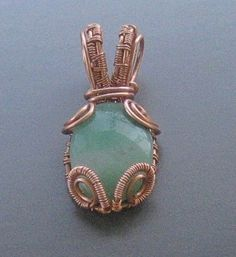 by Judy Ellis, Wirejewelry.com Wire Jewelry Pattern for May 18th, 2017 Cabochon Woven Wire Pendant by Dianna Biehl Mooses Dianna Says: My cabochon is quite small, at just 2″ around, but you can alter this pattern to fit any size cab. Just make sure you have enough wire for both the frame and weaving. You'll [...]