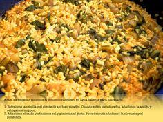 arroz meloso de acelgas