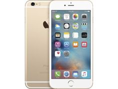 Apple - iPhone 6s Plus 64GB - Gold (AT&T) - AlternateView11 Zoom