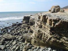 San Diego  Turbidites, Point Loma Formation