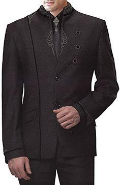 INMONARCH Mens Traditional Black 5 pc Jodhpuri Suit JO226  http://www.allmenstyle.com/inmonarch-mens-traditional-black-5-pc-jodhpuri-suit-jo226-2/