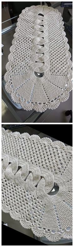 Crochet Pretty Rug – Craft Ideas