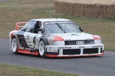 Remembering Audi's Championship-Winning V8 Quattro DTM Car