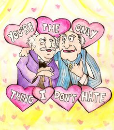 You're the only thing I don't hate