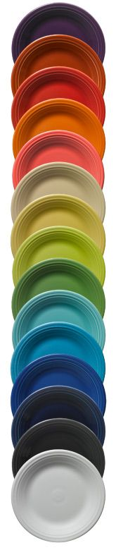 Retired Products|Fiesta® Dinnerware: list of colors and years produced.