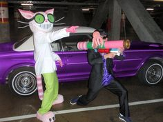 Saints Row 3 Cosplay by TwinkieSniper on deviantART