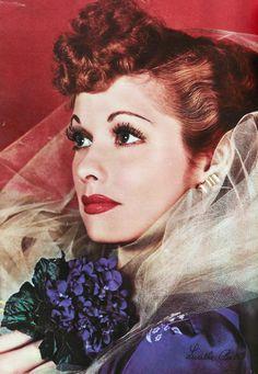 Lucille Ball 1940's