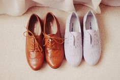 When can I ever find my dream pair of Oxfords?