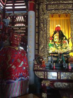 Templo de Ma Cho, Coloane Macau © Viaje Comigo Macau China, Macao, Christmas Tree, Holiday Decor, Home, Rammed Earth, Temples, Traveling, Boutique Stores