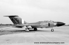 RAF Gloster Javelin FAW.9 XH903/G Military Jets, Military Aircraft, Air Force Aircraft, Postwar, Royal Air Force, Gloucester, Historical Pictures, Royal Navy, Cold War