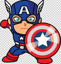 Captain America - Captain America Infant United States Cartoon Cuteness PNG - captain america, area, artwork, boy, captain america the first avenger Baby Avengers, Avengers Cartoon, Marvel Cartoons, Captain America Images, Captain America Drawing, Captain America Wallpaper, Cartoon Pics, Cartoon Drawings, Cartoon Art