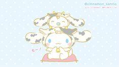 Sanrio Characters, Fictional Characters, Sanrio Wallpaper, All Things Cute, Cinnamon Rolls, Dumb And Dumber, Puppy Love, Manga Anime, Hello Kitty