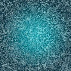 Papel de Parede Floral 1141