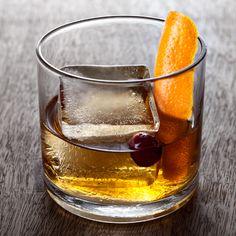 Añejo Old Fashioned  .25 oz Agave nectar  1 dash Angostura Bitters  Orange peel…