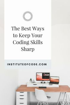 Keeping your coding skills sharp, especially if your job doesnt require you to code regularly, can be quite difficult. One of the things that surprises new coders the most is how fast they find their freshly learned knowledge slipping away. Web Development Tools, Design Development, Web Design Tips, Web Design Inspiration, Online Blog, Online Work, Making Your Own Website, Promotion Strategy, Thing 1