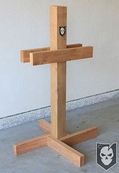 Tactical Gear Stand 02 by ITS Tactical, via Flickr