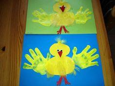 Bilderesultat for påskepynt barn Easter Art, Easter Crafts, Diy And Crafts, Arts And Crafts, Some Ideas, Kids And Parenting, Little Ones, Projects To Try, Flamingo