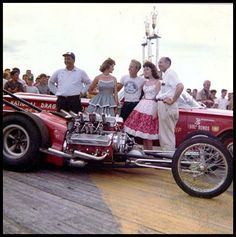 Vintage Drag Racing - Ivo