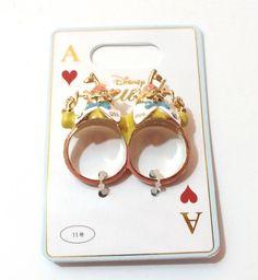 Tweedle Dee keyring keychain key ring made UK New Alice in Wonderland