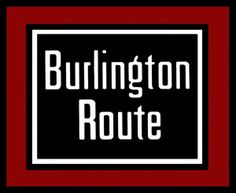 The Chicago, Burlington & Quincy (CB&Q) served much of the Midwest and Texas. It helped kickoff the streamliner era in 1934 and later formed Burlington Northern.
