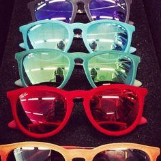 Ray-Ban Erika Velvet Sunglasses   Spotted on zannarassi