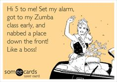 Zumba early class! Do not miss yours!! This Sunday Sept 1 @Cesar Hernandez 8am