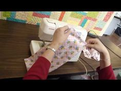 use a tea towel to make an apron for you or the kids.