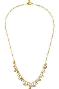 Pippa Small   18-karat gold diamond necklace   NET-A-PORTER.COM